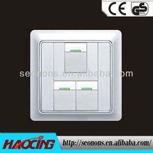 2012 New Year Most Popular Design Multi-function flashlight switch