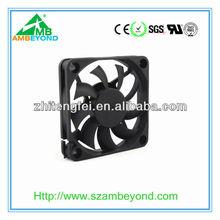 waterproof 6010 box fan dc small axial cooler laptop fan