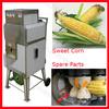 sweet corn threshing machine