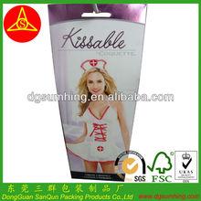 Luxury underwear packaging griff karton