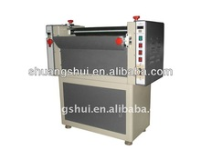 High quality 20 inches Hot Melt glue PVC coating Machine (single side)