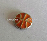 Top sale basketball floating charms