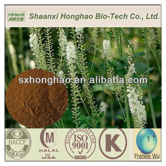 High Quality 2.5%-5% Triterpene Glycosides Black Cohosh