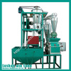 350-550kg/h maize milling machine/maize flour mill