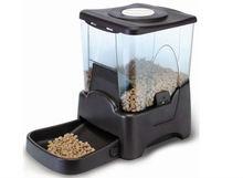 Large capacity automatic pet dog cat feeder
