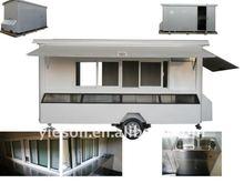 Food Truck Equipment coffee van trailers bbq YS-FV450