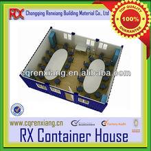 RX New Style Hign-quality Convenient Container Prefab Shop Kits