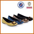 Guangzhou shoes manufacturers fashion shoes online women flat shoes handmade genuine leather