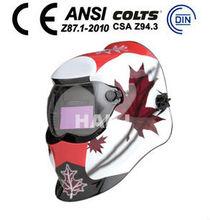 CE EN169/EN175/EN379 Solar Auto Darkening Welding Mask/Welding Helmet For TIG MIG Welding(WH-543)
