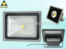 DMX high power 1w led facade flood light,RGB mixing color or steady color