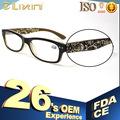 تصميم الأزياء ايطاليا 2013 نظارات القراءة البلاستيك