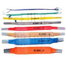 EB5192 TUV/GS approved Flat webbing sling, polyester webbing slings, webbings