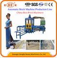 La última tecnología!! Qtf3-20 máquina automática de ladrillo línea de producción