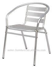 Garden/cafe metal frame chair