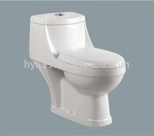 Ceramic One Piece WC Toilet