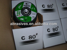T8&T11 STRAIGHT TYPE/BOWL TYPE good quality Cup shape grinding wheel resin bonded silicon carbide