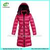2014 New fashion women long winter clothes