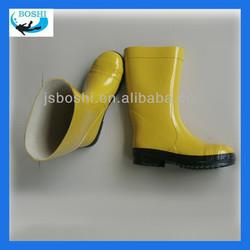 Neoprene girls fancy cheap rain boot