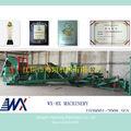 Los residuos de reciclaje de neumáticos de la línea/de llantas de desecho de la línea de reciclaje