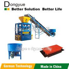 Fly ash block machine QT4-24 price concrete block machine concrete blocks making machine