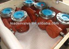 API 599 Pressure balanced Plug valve