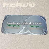 foldable car front windshield sunshade
