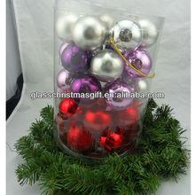 2015 Hot Sale Popular Christmas Glass Ball Ornament,Trade Assurance supplier