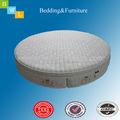 elegante diseño de ronda de la primavera de colchón de la cama para la venta