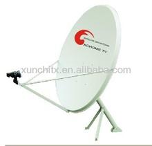 Large indoor satellite antenna dish KU band 120cm satellite dish