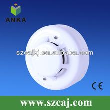 fácil instalación de alarma de incendio de bajo precio del detector de humo