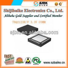 (TXRX 10/100 MDIX 3.3V COMM 32QFN)78Q2123R/F