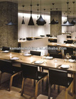 High Quality Modern hotel project restaurant pendant lighting