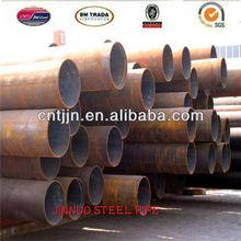 seamless carbon steel round pipe large diameter