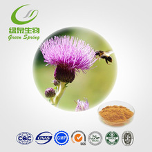 natural milk thistle extract powder herb medicine,iso certificate milk thistle extract