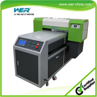 A1 uv flatbed printer 5760 * 2880 dpi with air sucking platform to print plastic, wood, PVC, foam board, etc.