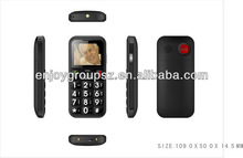 Wholesale Unlocked Big Button Old man mobile phone W60
