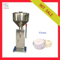 small cream paste filling machine