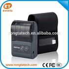 Mini Bluetooth portable printer 56mm Mobile/Tablet pc/IPAD Direct Net work