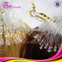 2013 top qualité fish line extensions de cheveux