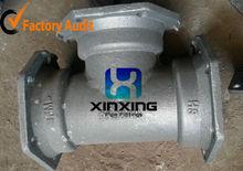 MJ socket x Flange Tees ( AWWA C153 )