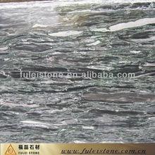 Construction Material Sea Wave Green Granite