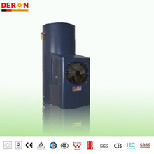 Air to water heat pump, 340L R134a enameal, hot water all-in-one heat pump guangzhou