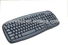 New 107 key desktop keyboard