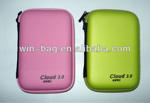 Popular portable EVA hard disk case /EVA drive case with many color