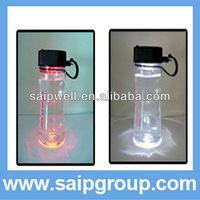 Hot sale solar waterproof cup light Pink/Black