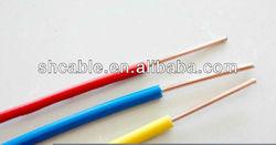 H05V-U BV wire PVC insulation electrical