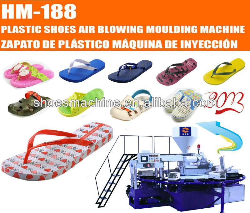 PVC Slipper Making Machine HM-188