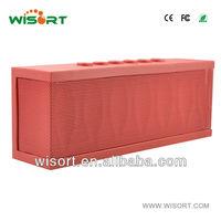 2013 latest design x3 bluetooth mini wireless speaker