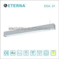 2X35W Silver Pendant Light /Pendant Lighting/ t5 Modern Office Lighting