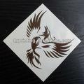 Brilham no escuro stickers|hawk tattoo tatuagem temporária